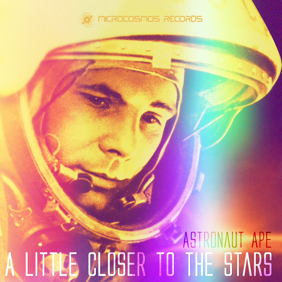 Astronaut Ape — A Little Closer To The Stars
