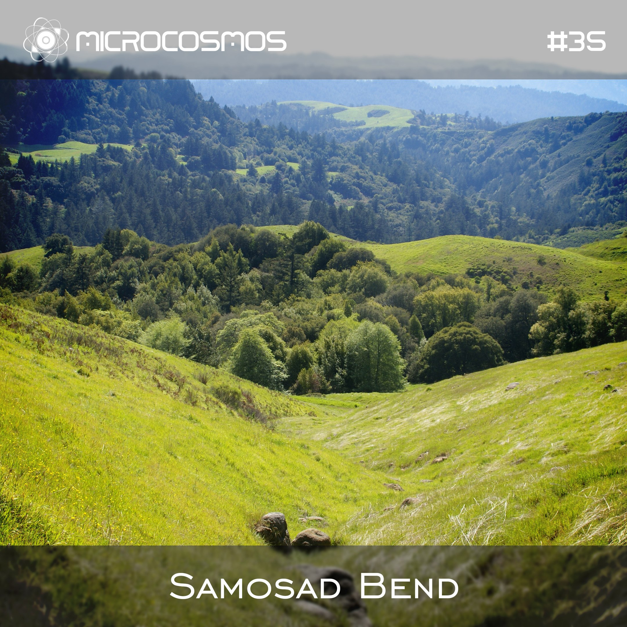 Samosad Bend — Microcosmos Chillout & Ambient Podcast 035