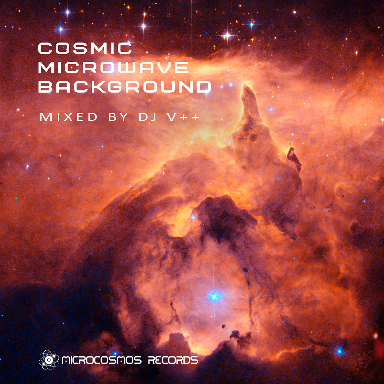 DJ V++ — Cosmic Microwave Background