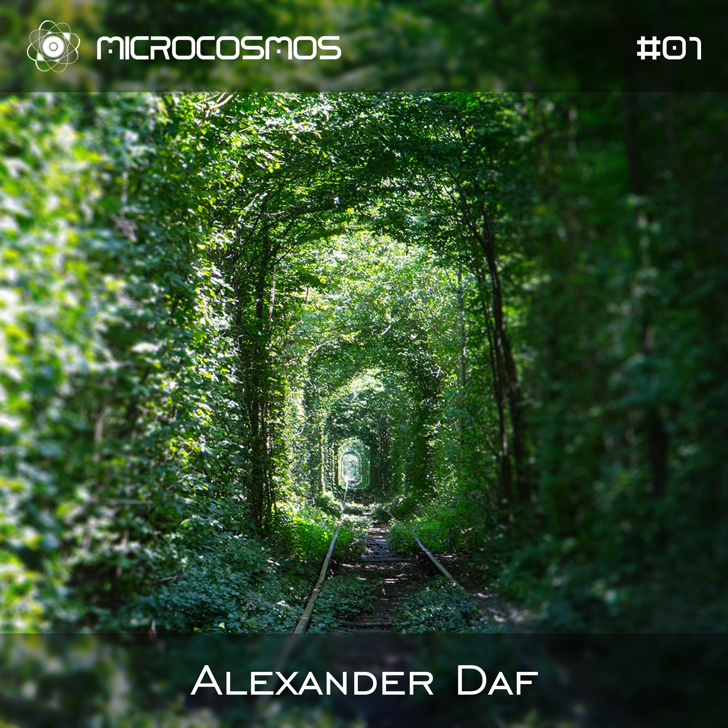 Alexander Daf – Microcosmos Chillout & Ambient Podcast 001