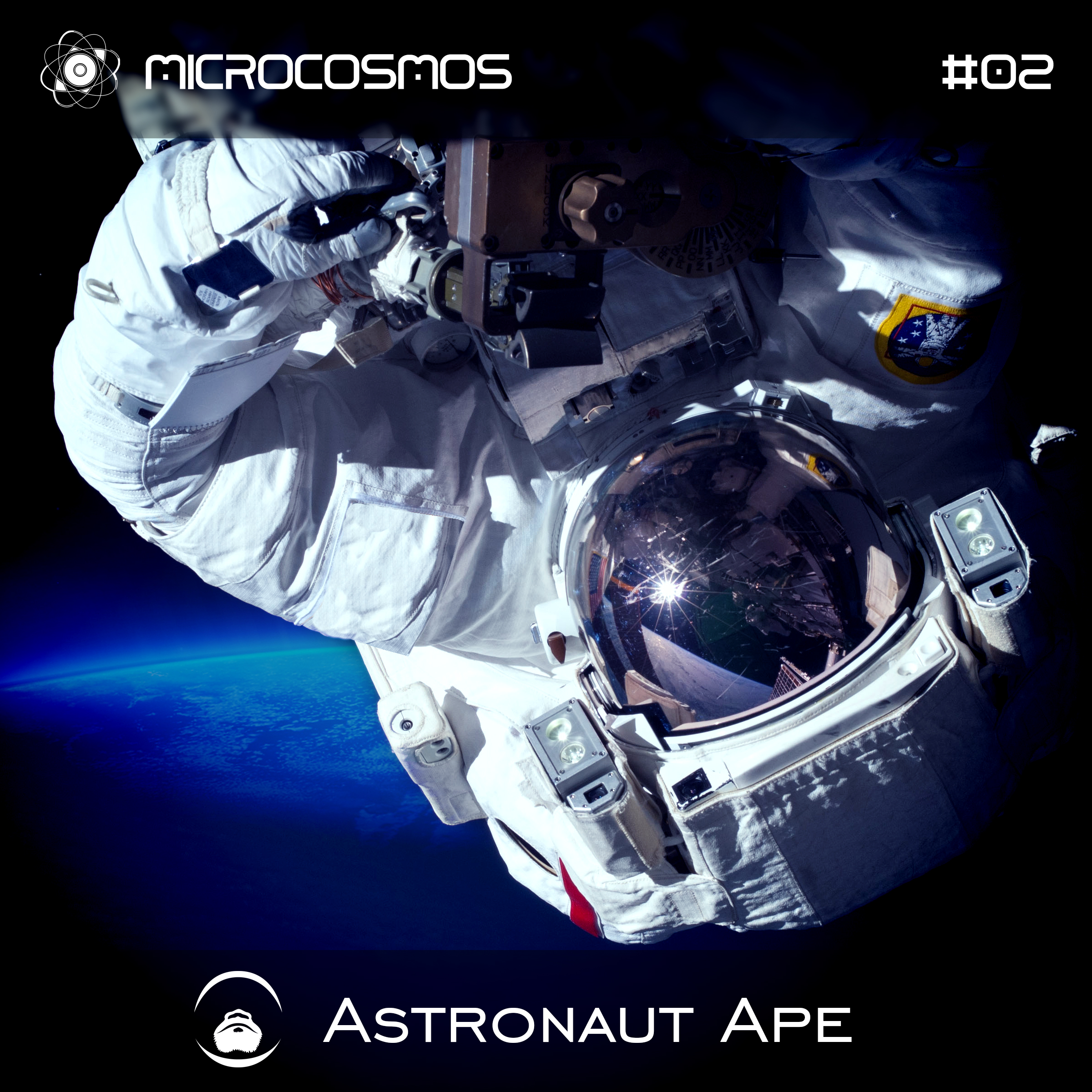 Astronaut Ape – Microcosmos Chillout & Ambient Podcast 002
