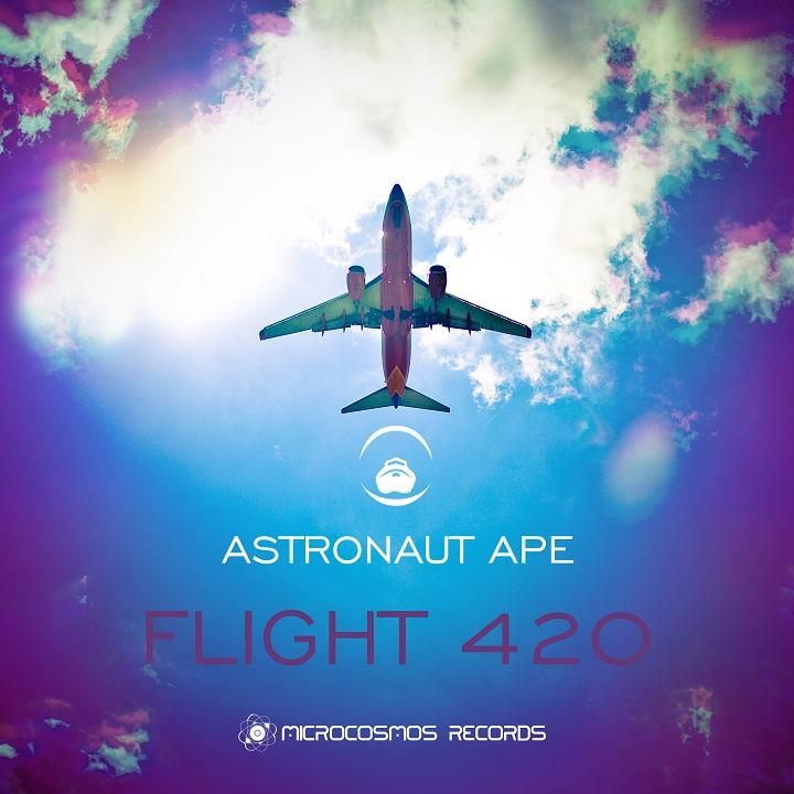 Astronaut Ape – Flight 420