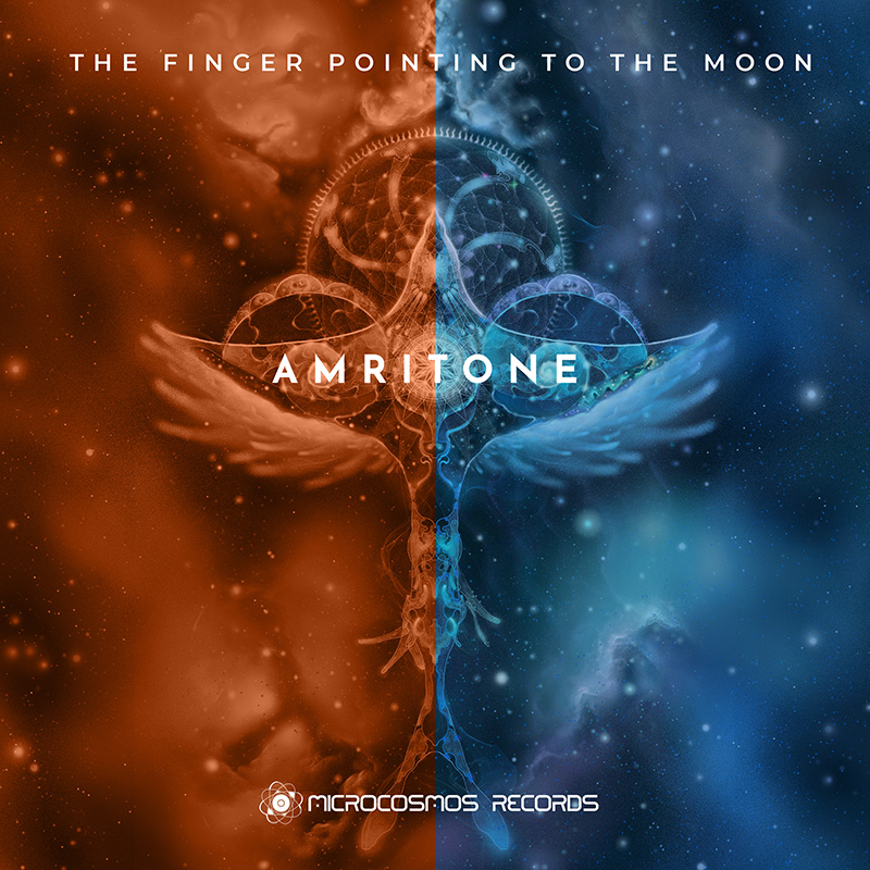 Amritone — The Finger Pointing To The Moon