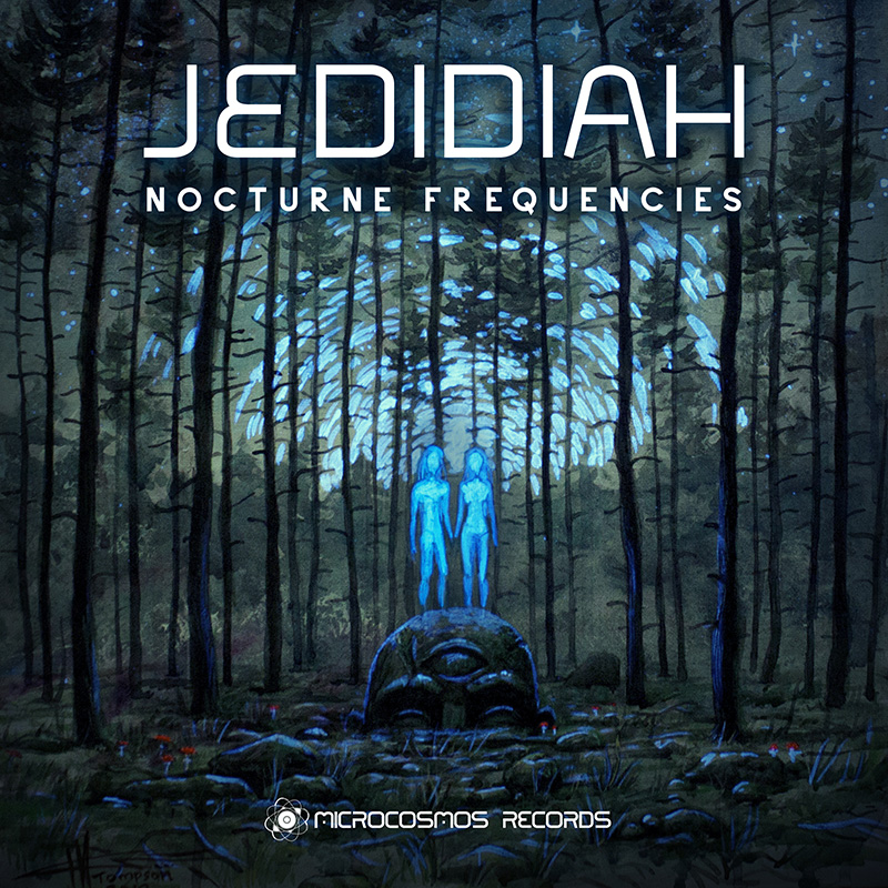 Jedidiah — Nocturne Frequencies