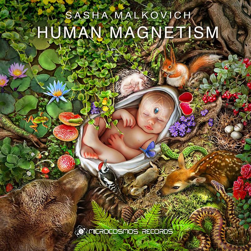Sasha Malkovich — Human Magnetism