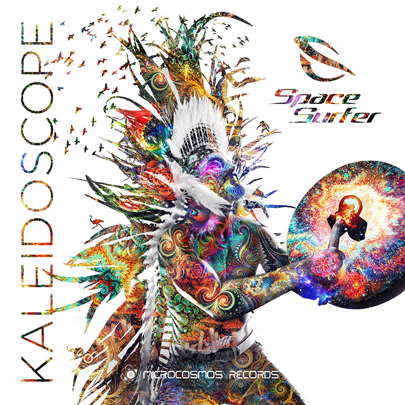 Space Surfer — Kaleidoscope