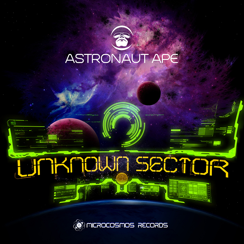 Astronaut Ape — Unknown Sector